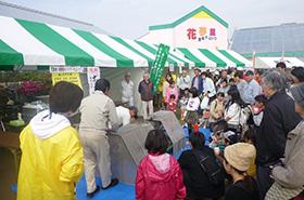 秋葉区産業祭(新津地区)